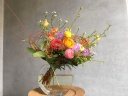 Spring Bouquet with Vase