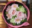 母の日「パステルブーケS」ピンク