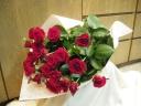 赤バラ20本の花束