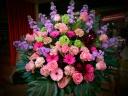 御祝いスタンド花 エルモーザ