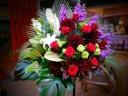 御祝いスタンド花 エスカレード