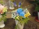 sweet flower~ブルー~