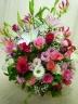 お祝いのに絢爛豪華な花を!