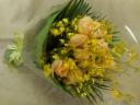 黄色のウェルカムの花束!