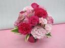 【母の日】アレンジメント ピンクピンク