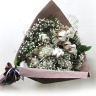 暖かい心 綿の花束 B963