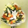 華やかな花束 /B161