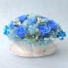 幸せを運ぶブルーの花たち/P299
