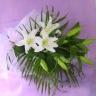 カサブランカのお供え花束 通夜・葬儀にも