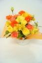 お花をぎっしり詰め込んで!感謝の気持ち(*^^*)