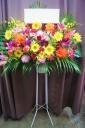 デラックススタンド花