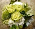 【オススメ】Green×White bouquet
