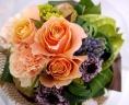 【センスが光る】Orange bouquet