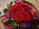 【ダンディズム】Red bouquet