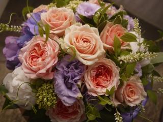 【上品カラー】ナチュラル bouquet