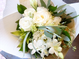 White Bouquet!!!