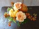 Happy Halloween�@���@Orange