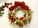 レッドリボン Christmas Wreath