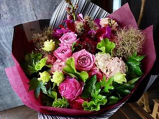 Pink Bouquet!!