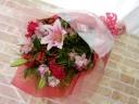 ☆ピンク色の花束☆