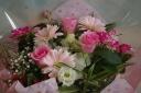 【ピンク系おまかせ】花束