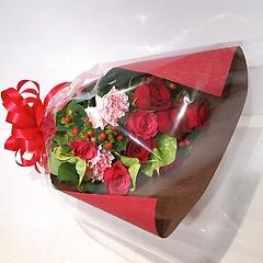 レッド×ピンク スタンダード 花束
