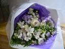 お供え用のお花束