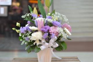 最高に優しいお悔やみのお花