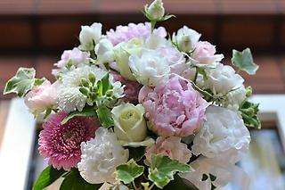 大好きなお花のプレゼントでHappy!:アレンジメント