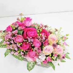 お祝い花・豪華アレンジメントフラワーS1/PP1