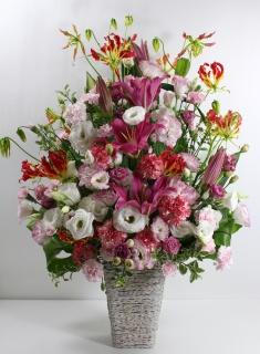 お祝い花・豪華アレンジメントフラワーS2/PRP1