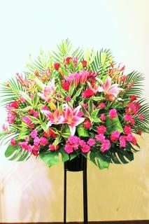 お祝い花・開店・豪華スタンド花15DPRE2