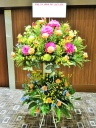 お祝い花・開店・コンサート豪華スタンド花YPI1