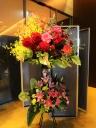 お祝い花開店コンサート豪華スタンド花30YERE1