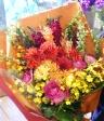 【贈呈、表彰、受賞、退職送別などに】お花束