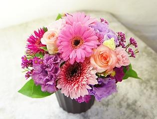 【たくさんの思い出をありがとうね】ペットのお供え花