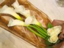 スタイリッシュ!カラーの花束