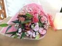 ♪優しいピンクの花束♪