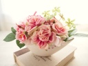 アート◇Crescent Rose◇Pink