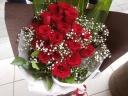 豪華赤バラ花束【本数おまかせ】