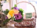Savon et le bouquet