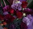 赤バラの花束~ブラン・ルージュ~