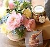 美容と健康とお花の癒し ナッツのハチミツ漬けセット
