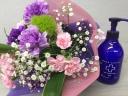 ムーンダストの花束とハンドローションのセット