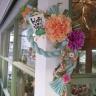 お正月のしめ縄飾り「ミントグリーン」