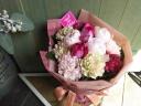 母の日「香りの良い大輪のお花☆ピオニーブーケ」