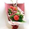 赤の花束【lily&dahlia】