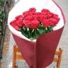 赤バラの花束(20本)