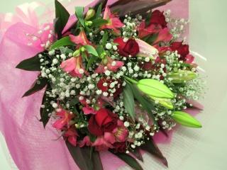 御祝の花束  (H17001)