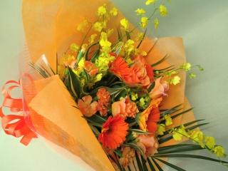 御祝の花束 (H16003)